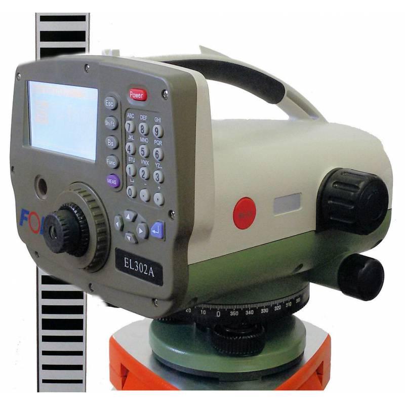 Kalibrace digitálního nivelačního přístroje