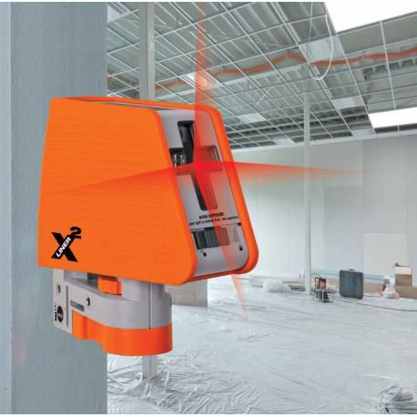 Křížový laser Nedo X liner 2 - kalibrace