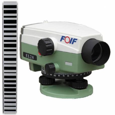 Nivelační přístroj Foif EL 28.