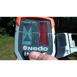 Laserový přijímač Nedo Acceptor 2.