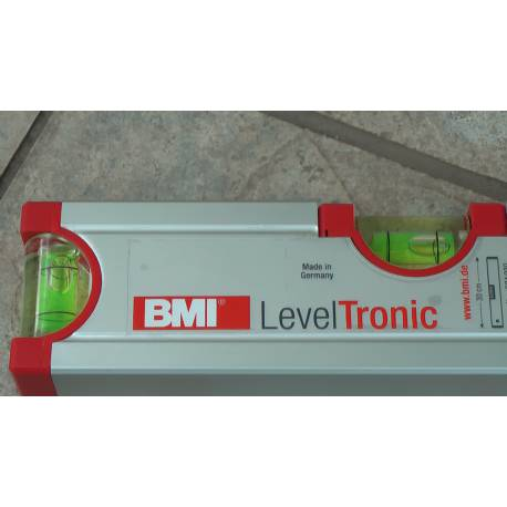 Digitální vodováha BMI Leveltronic, 80 cm