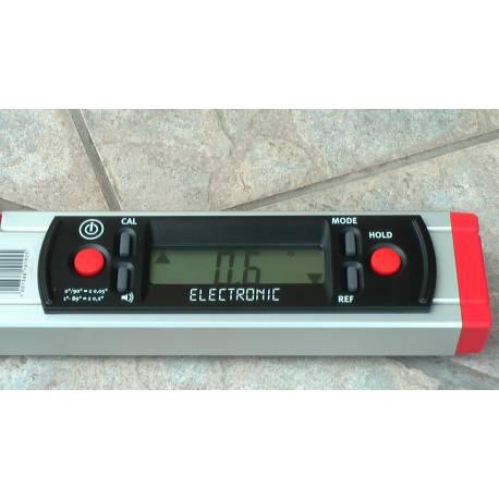 Digitální vodováha BMI Leveltronic, 80 cm s magnetem