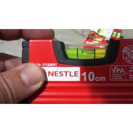 Kapesní libela Nestle, 10cm