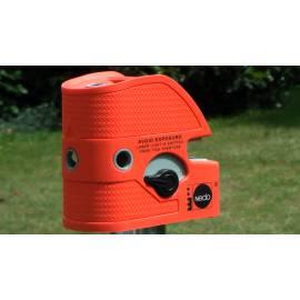 Křížový a bodový laser NEDO X-Liner - kombinace.