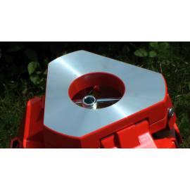 Stativ NEDO aluminiový krátký