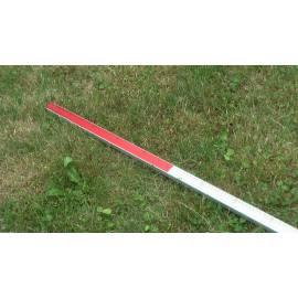 Laserová tyč NEDO FLEXI s adaptérem - pro uchycení detektoru.
