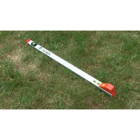 Měřící tyč NEDO mEssfix, 2m.