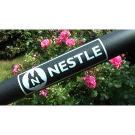 Výsuvná trasírka Nestle pod hranol z karbonu - do 2,60m.