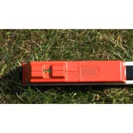 Digitální měřící tyč NEDO mEsstronic do 3m. Paměť, bluetoth, RS 232.