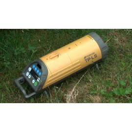 Potrubní laser Topcon TPL-5A s automatickým cílením.