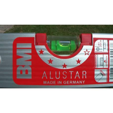 BMI vodováha ALUSTAR, 30cm, 2 libely.