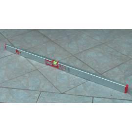 Vodováha ALUSTAR, standardní provedení, 120cm, 2 libely.