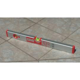 Vodováha ALUSTAR, standardní provedení, 60cm, 2 libely, s magnetem.