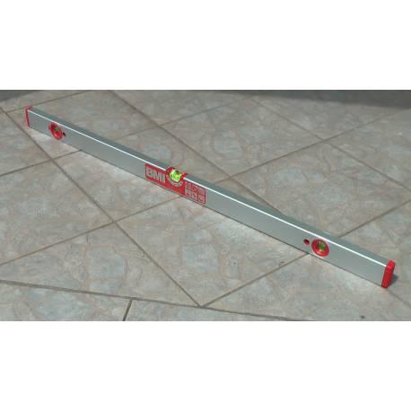 Vodováha BMI ALUSTAR 100cm, s magnetem a nastavitelným úhlem.