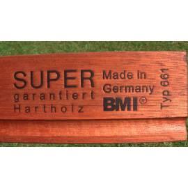 Vodováha z kvalitního dřeva, délka 30cm.
