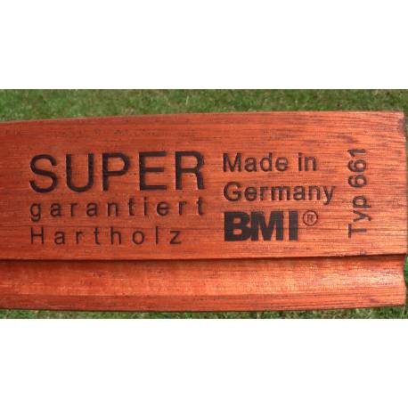 Vodováha BMI dřevěná 40 cm