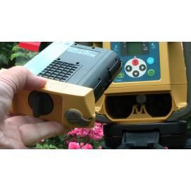 Rotační laser TOPCON RL-SV2S, sklon ve dvou rovinách
