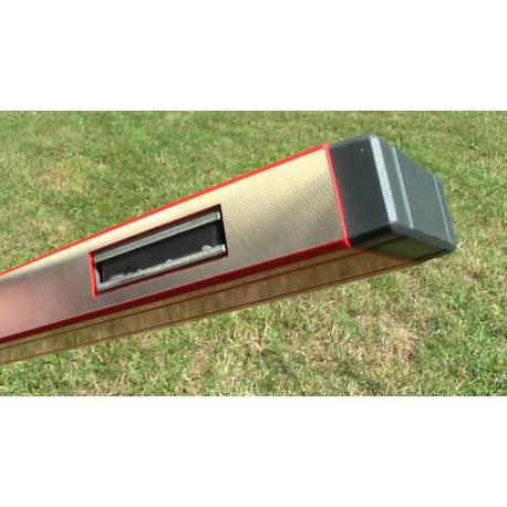 Vodováha BMI SUPERSTAR 120cm, magnetická