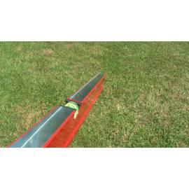 Vodováha ROBUST se třemi libelami a magnety. Délka 200cm.
