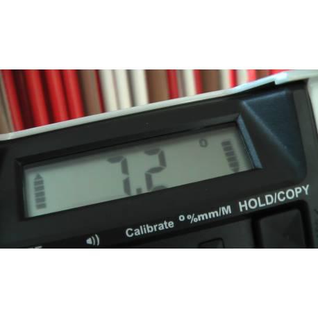 Digitální vodováha BMI Incli Tronic plus, 180 cm