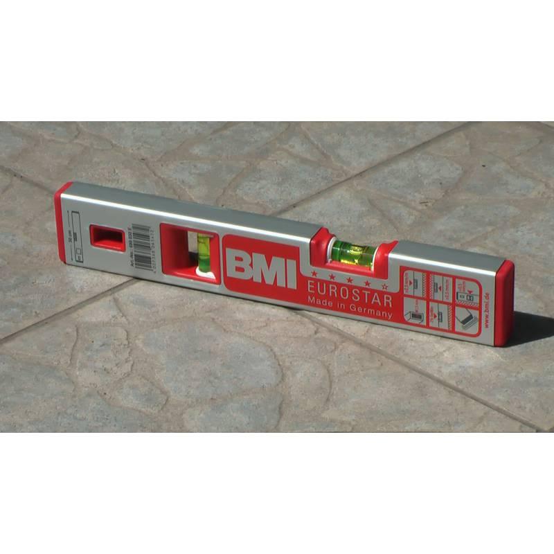 Vodováha EUROSTAR, délka 40cm, magnet.