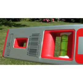 Vodováha EUROSTAR, délka 80cm, magnet.