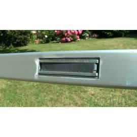 Vodováha BMI EUROSTAR 120cm magnetická