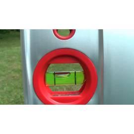 Vodováha HIGHPRECISION, přesnost 0,3mm/m, délka 60cm