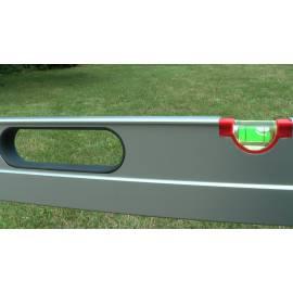 Vodováha HIGHPRECISION, přesnost 0,3mm/m, délka 80cm