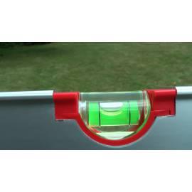 Vodováha HIGHPRECISION, přesnost 0,3mm/m, délka 120cm