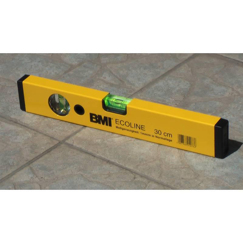 Vodováha ECOLINE, 30cm, přesnost 1,0mm/m