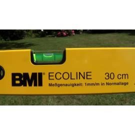 Vodováha ECOLINE, 40cm, přesnost 1,0mm/m