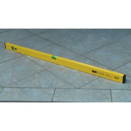 BMI vodováha ECOLINE, 120 cm