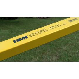 Vodováha ECOLINE, 150cm, přesnost 1,0mm/m