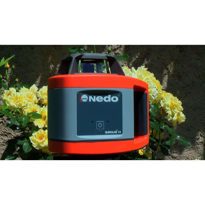 Rotační laser NEDO Sirius H, automatický.