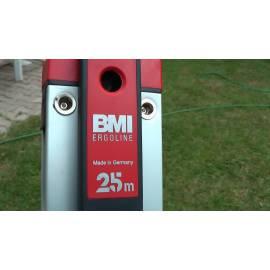 Měřické pásmo BMI ocelové 25m, odsazení B
