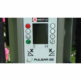 Sada s přístrojem Nestle Pulsar 2S, snímačem a stativem