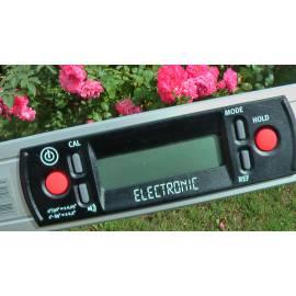 Digitální vodováha BMI Leveltronic, 60 cm s magnetem