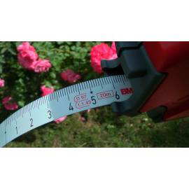 Ocelové pásmo BMI, délka 20m. Odsazení A.