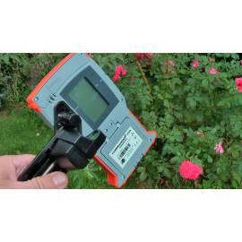 Rotační laser NEDO Primus HVA, s automatickým cílením.