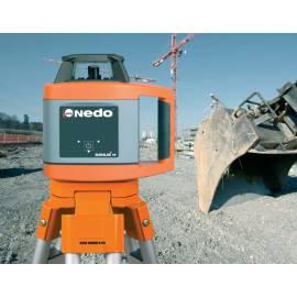 Rotační laser NEDO Sirius H