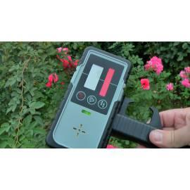 NESTLE DG přijímač laserového paprsku s držákem