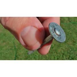 Měřický hřeb GSB 400, 40mm,