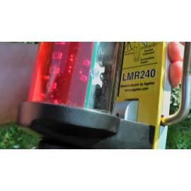 Laserový přijímač - čidlo na bagr.
