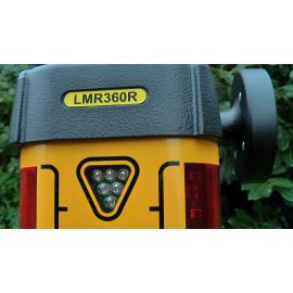 Laserový přijímač LMR360R s indikací do kabiny.