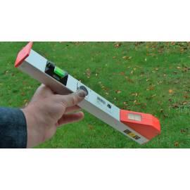 Měřící tyč NEDO mEssfix, 0,37 - 1,00m.