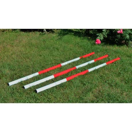 Ochranná tyč, délka 2m, průměr 38mm, tl. 1,25mm.