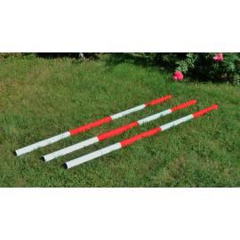 Ochranná tyč, délka 2m, průměr 48mm, tl. 2mm.