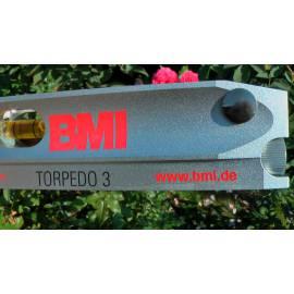 Laserová vodováha BMI TORPEDO 3 - sada v kufříku