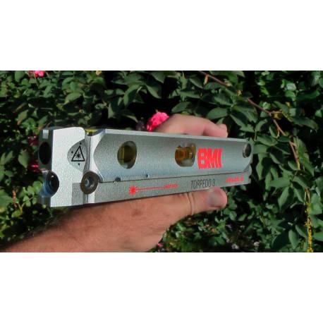 BMI TORPEDO 3 laserová vodováha